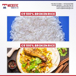 C9-broken rice