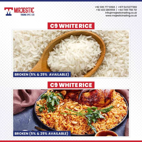 C9-white rice
