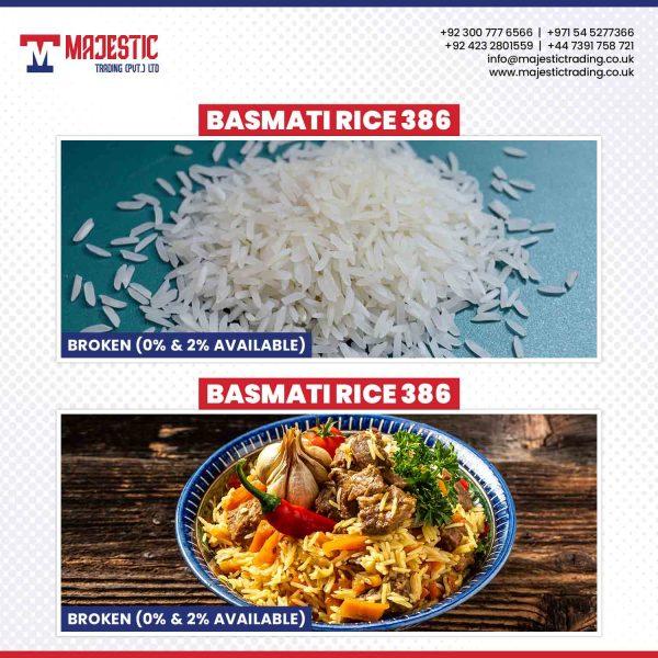basmati-386 rice