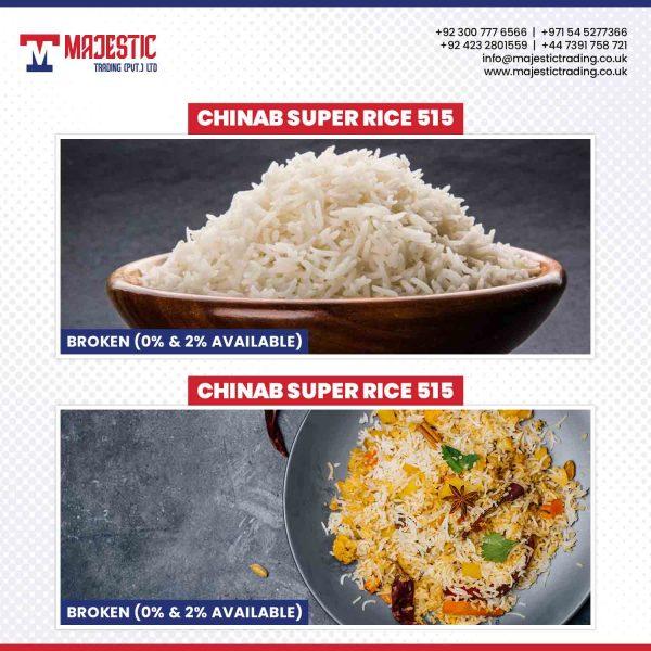 chinab-super rice 515