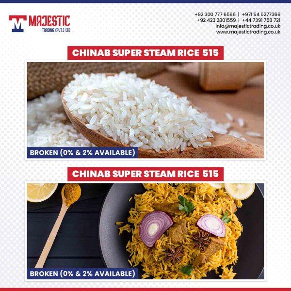 chinab-super-steam rice 515