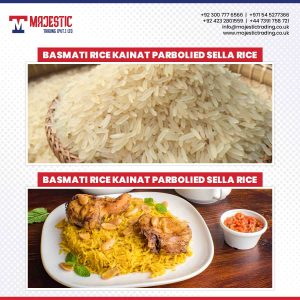 kainat parboiled sella rice