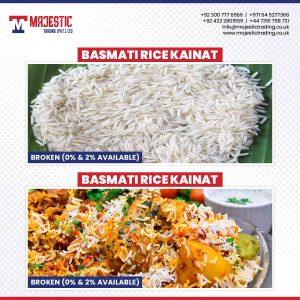 basmati rice kainat